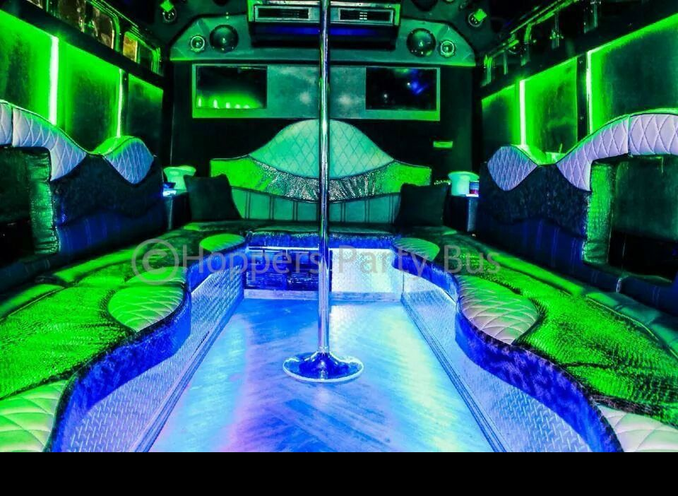 Kids And Teen Party Bus Rental Orlando Central Florida
